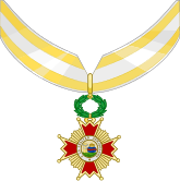 Insignia of the Commander Grade of the Order of Isabella the Catholic.png