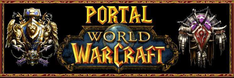 Portal de World of Warcraft de la EcuRed