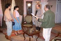 Aramís Delgado, su actuación en televisión.