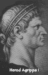 Resultado de imagen para Herodes, llamado Agripa