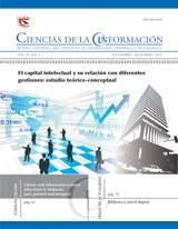 Portada de la Revista científica  (IDICT)