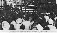 Congreso Obrero en Armas, fragua de la unidad y la alianza obrero-campesina