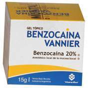 Benzocaína - EcuRed