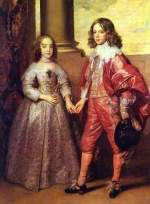 María de Módena y Guillermo de Orange