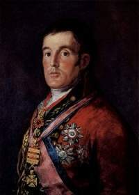 Arthur Wellesley, Duque de Wellington