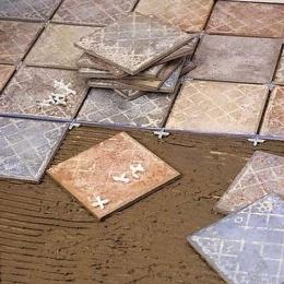Pisos ecured Definicion de ceramica