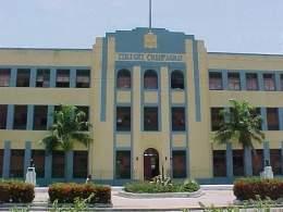 Elogia experta canadiense estado de conservación del patrimonio Art Decó en Camagüey