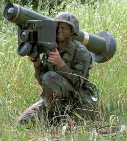 Sistema De Arma Antitanque Avanzada Mediana Javelin Ecured