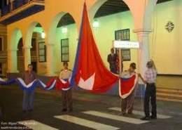 Fiesta de la Bandera en Santiago de Cuba, tradición nacida hace 112 años