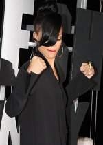 """Rihanna en el estreno de su película """"Batleship"""""""