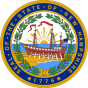 Escudo de New Hampshire