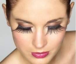 Horrible Fake Eyelashes