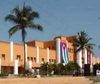 Antiguo Cuartel Moncada,  actual Ciudad Escolar 26 de Julio