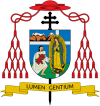 Coat of arms of Norberto Rivera Carrera.png