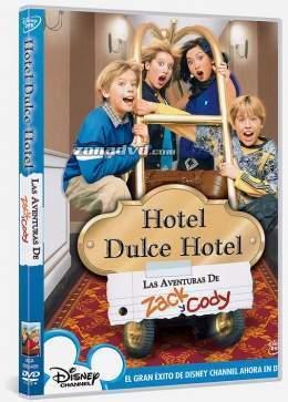 juego hotel dulce hotel aventura zack cody: