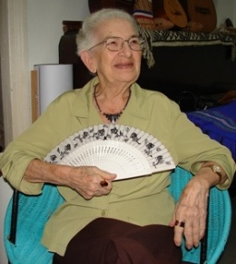 Musicóloga y pedagoga cubana María Teresa Linares
