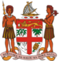 120px-Coat of arms of Fiji.png