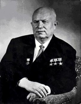 nikita sergeyevich kruschev essay Read this history other essay and over 88,000 other research documents nikita khrushchev nikita khrushchev improved, for the better, the union of soviet socialist republic.