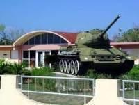 Museo de Playa Girón en Matanzas