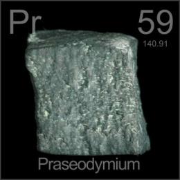 Elementos de la tabla periodicaaun en construccion praseodimio el nombre praseodimio proviene de las palabras griegas prasios didymos que significan gemelo verde prasios verde didymos gemelo urtaz Image collections