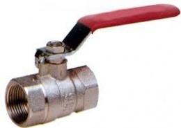 Llave de llave de paro de agua