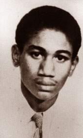 Juan Almeida Bosque, en plena juventud