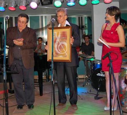 Premio Nacional de Música 2012.