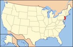 Estado de Nueva Jersey (Estados Unidos) - EcuRed