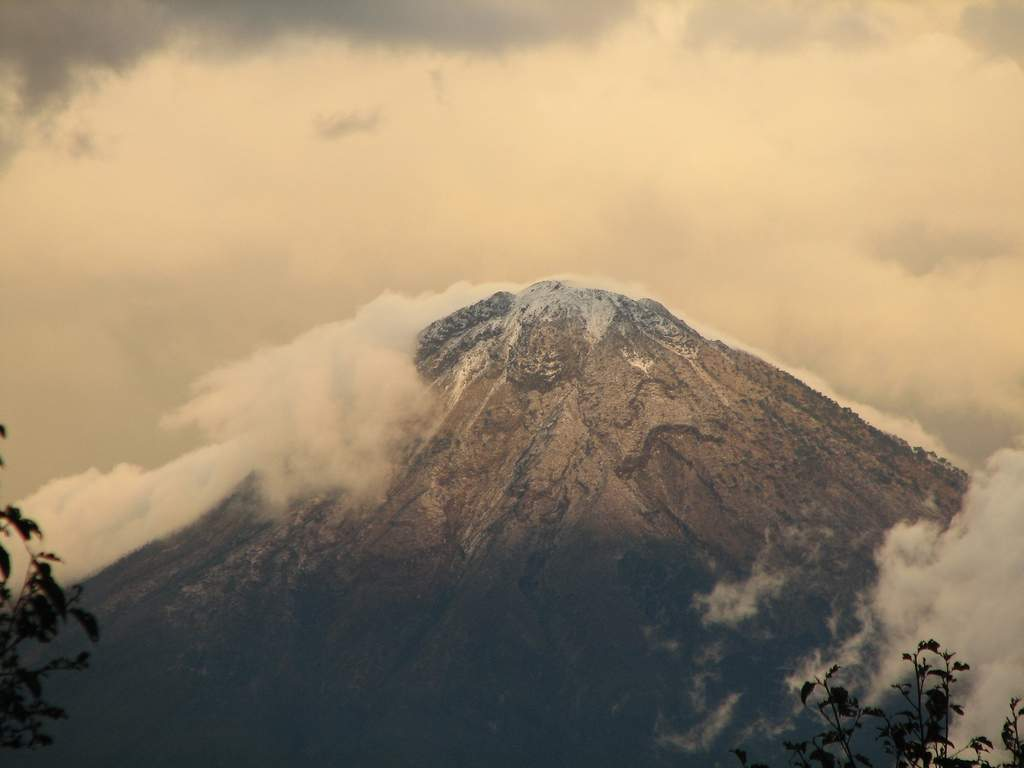 Volcán Tajumulco (Guatemala) - EcuRed