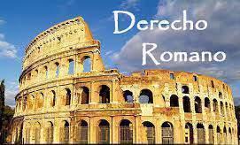 Derecho Romano Ecured