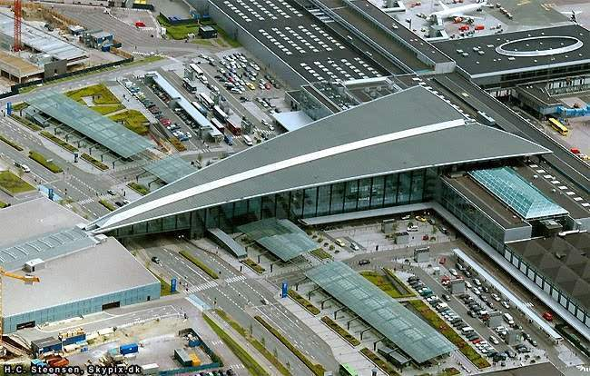 Aeropuerto de Copenhague