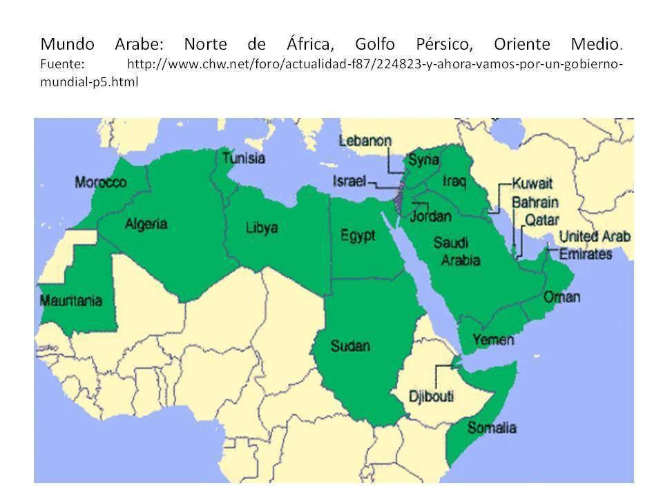 Mapa Africa Del Norte.Africa Del Norte Ecured