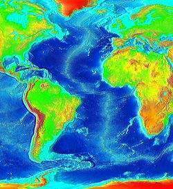 Océano Atlántico Ecured