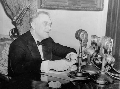 Franklin Delano Roosevelt (1882-1945). Foto tomada desde Ecured