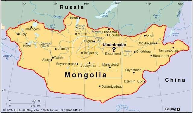 Mongolia - EcuRed