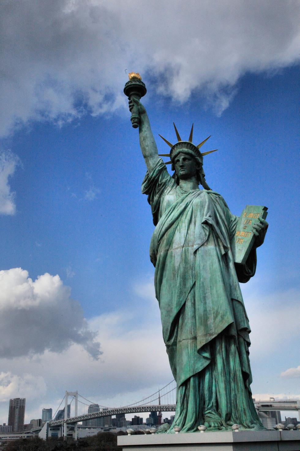 Estatua De La Libertad Nueva York Ecured