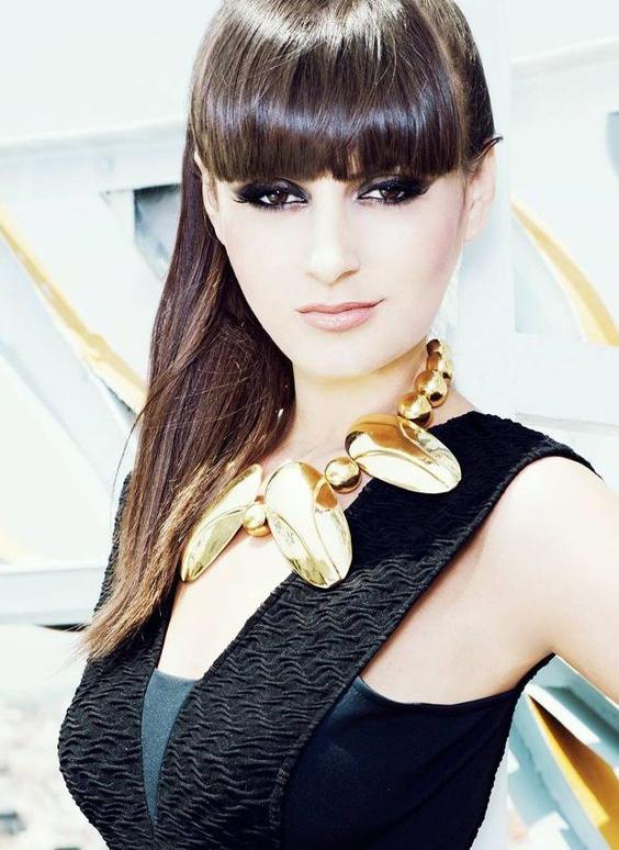 VIKA BZHASSO - a model from Ukraine   Model Management