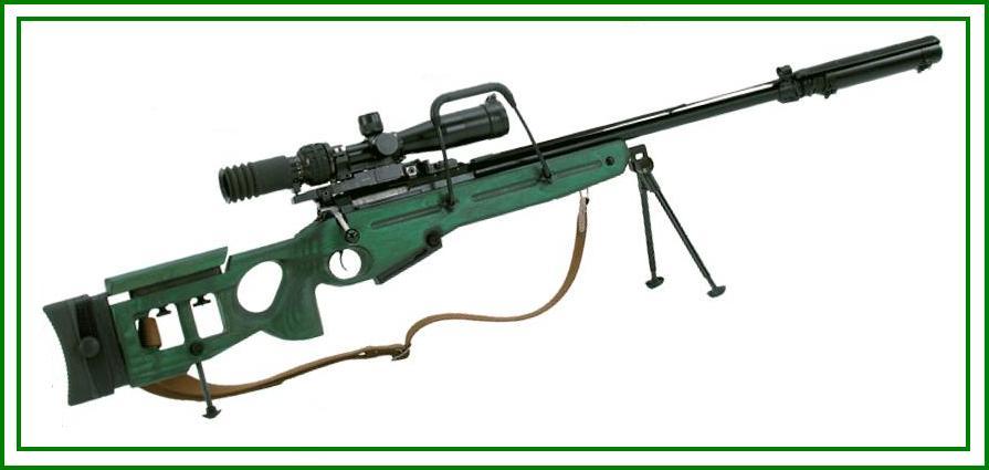 fusiles de francotirador
