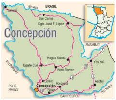 Resultado de imagen para departamento de Concepción