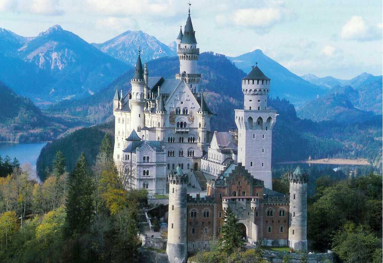 Castillo De Neuschwanstein EcuRed