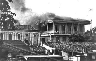 Alzamiento del 30 de noviembre: todo un pueblo se levanta por la libertad