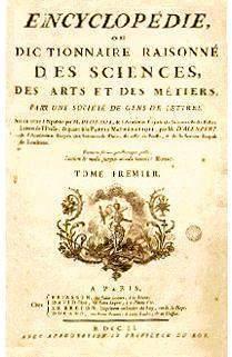 Enciclopedia de Diderot y D'Alembert - EcuRed