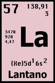 Lantano ecured lantano elemento qumicog informacin general urtaz Images