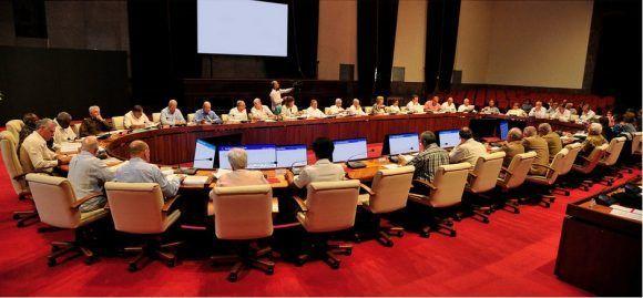 Consejo de ministros de la rep blica de cuba ecured for Clausula suelo consejo de ministros