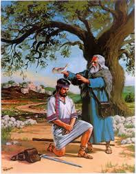 Saúl (personaje bíblico) - EcuRed