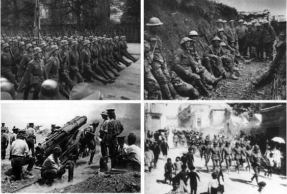 Primera Guerra Mundial Ecured
