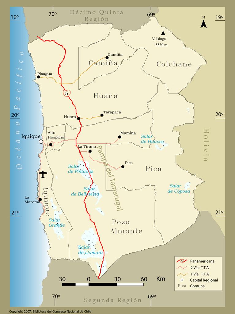 Región de Tarapacá (Chile) - EcuRed