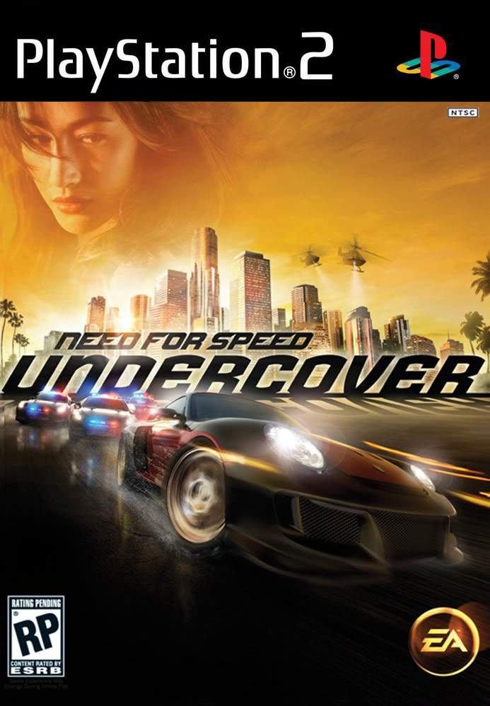 Need For Speed Undercover Ecured