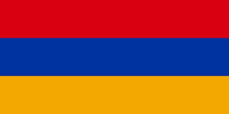 Bandera de Armenia - EcuRed
