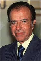 Carlos Menem - EcuRed